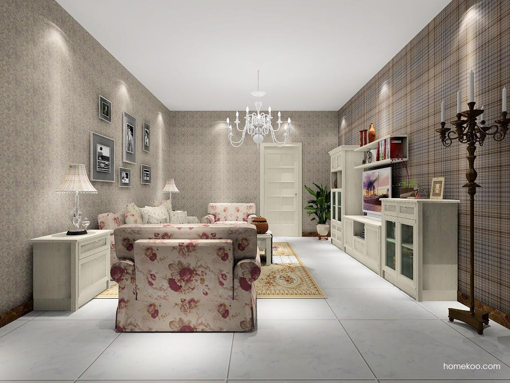 英伦印象客厅家具D6980