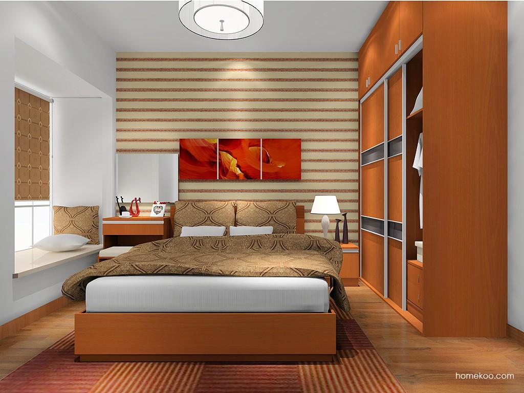 加州梦卧房家具A7292