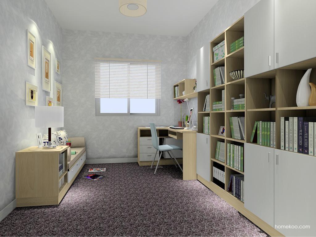 新实用主义书房家具C4303