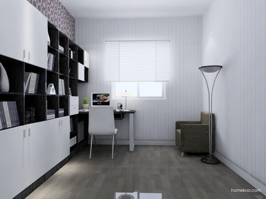 简约主义书房家具C4302