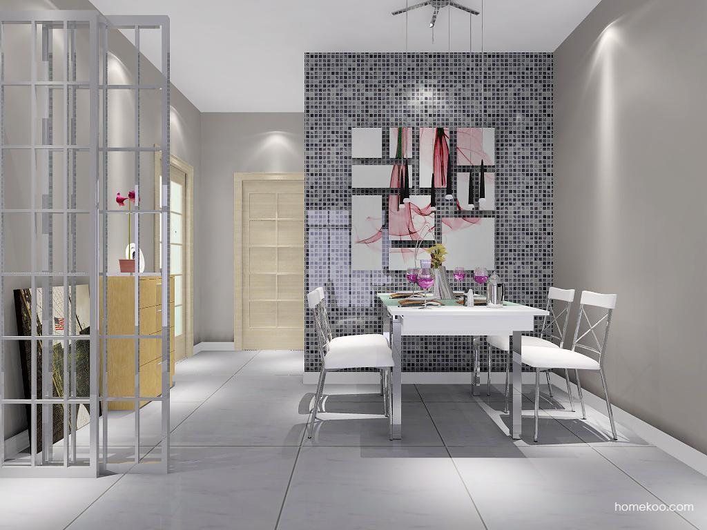 新实用主义餐厅家具E1797