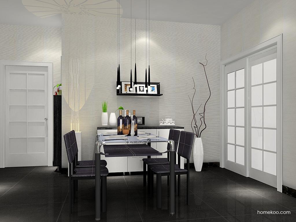 简约主义餐厅家具E1809