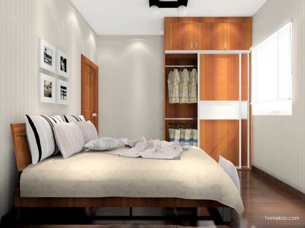 新实用主义卧房家具A7302
