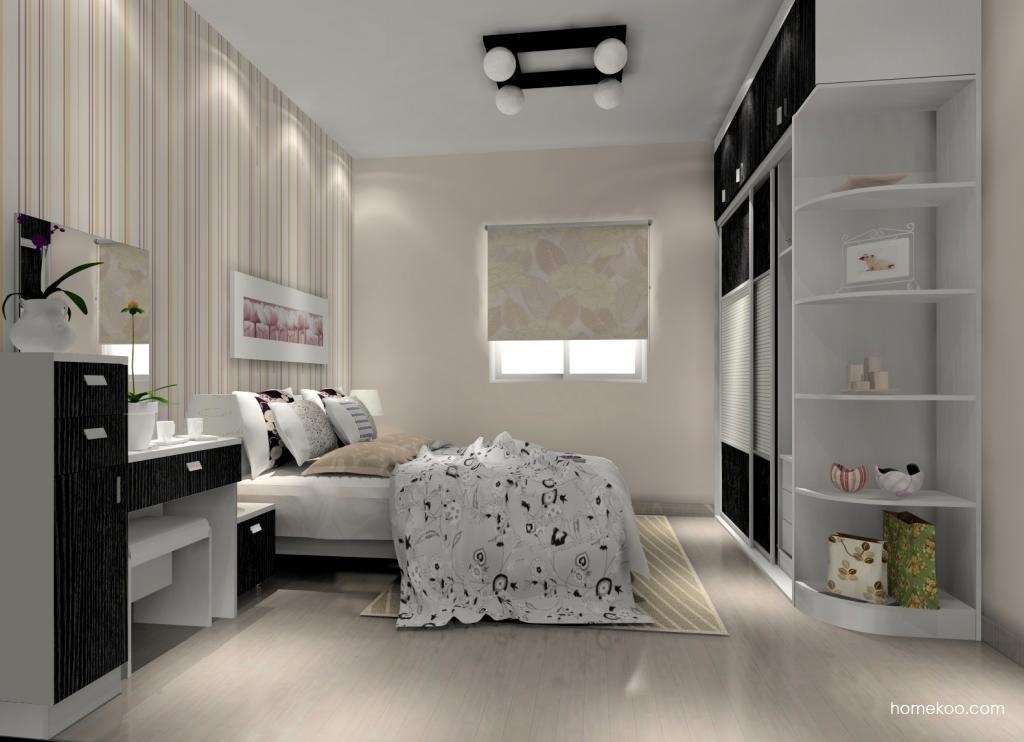 简约主义卧房家具A7305