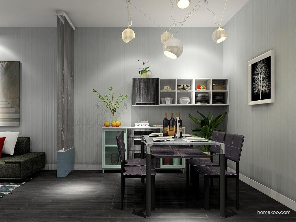 简约主义餐厅家具E1807