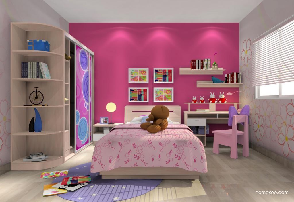 女孩的梦青少年房B6992
