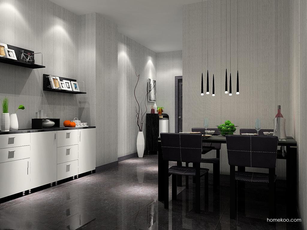 简约主义餐厅家具E1806