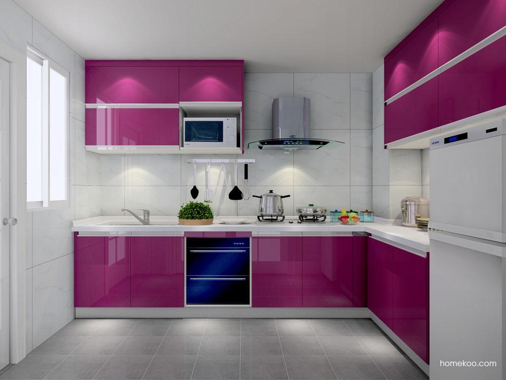 紫晶魅影橱柜F7392
