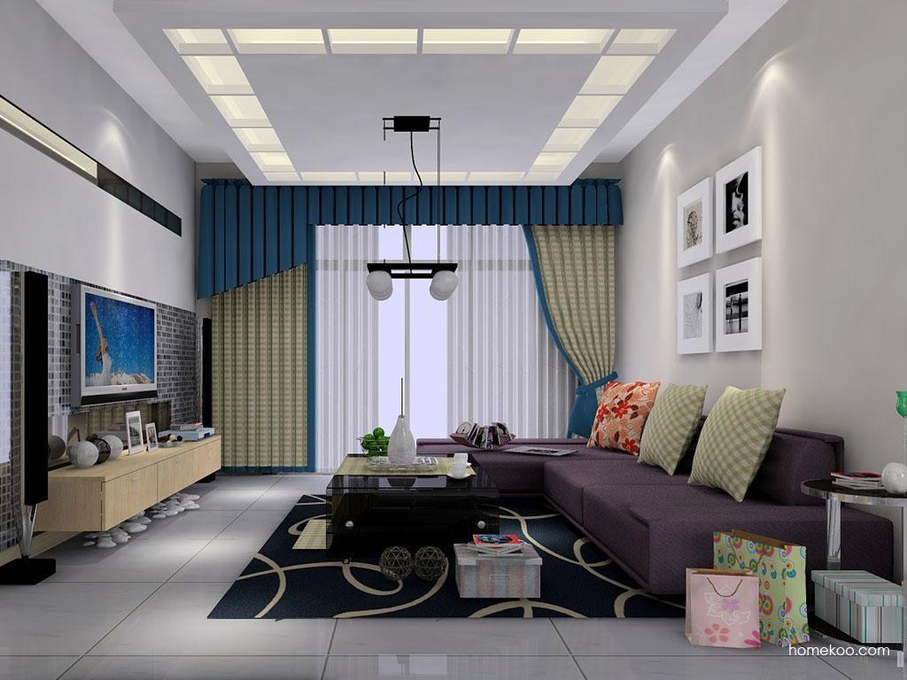 新实用主义客厅家具D7014