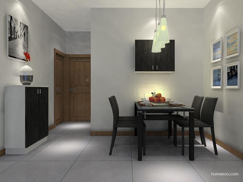 简约主义餐厅家具E1818