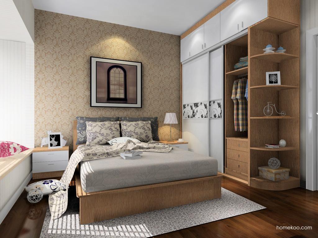 新实用主义卧房家具A7326