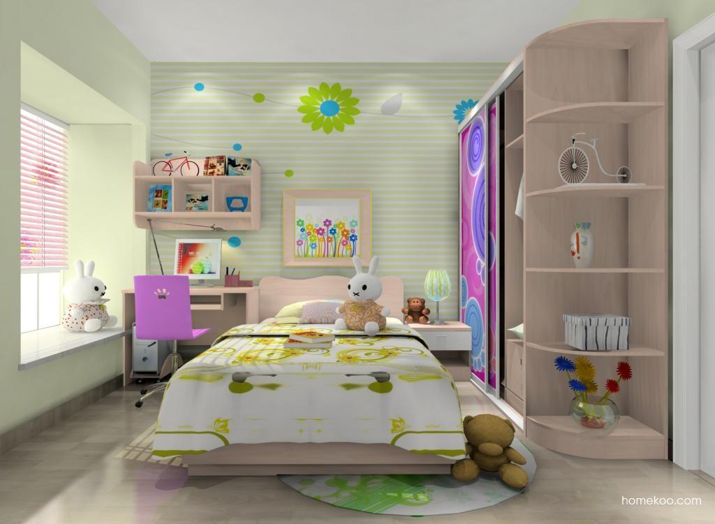 女孩的梦青少年房B6999