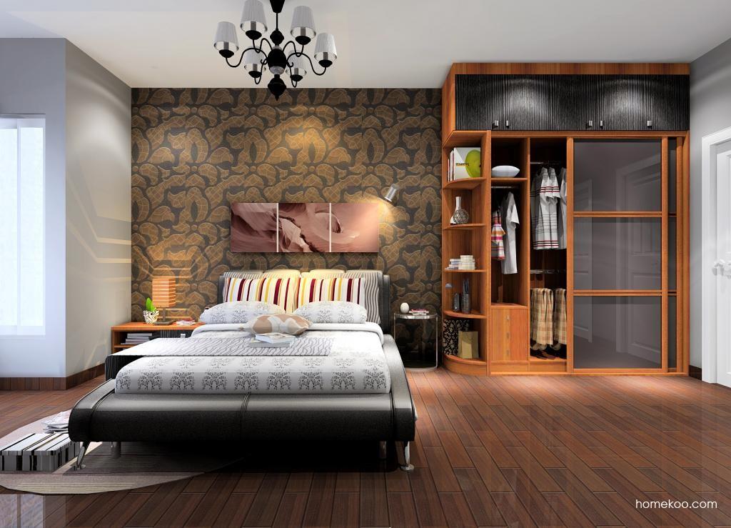 德国森林卧房家具A7361