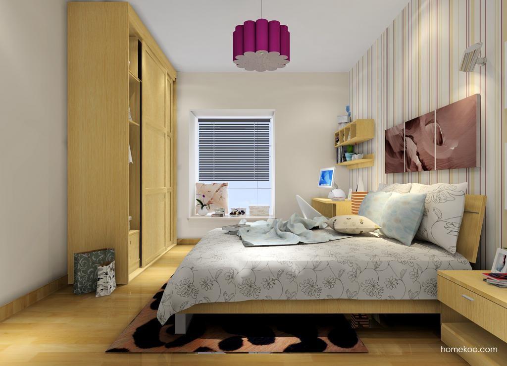 新实用主义卧房家具A7365