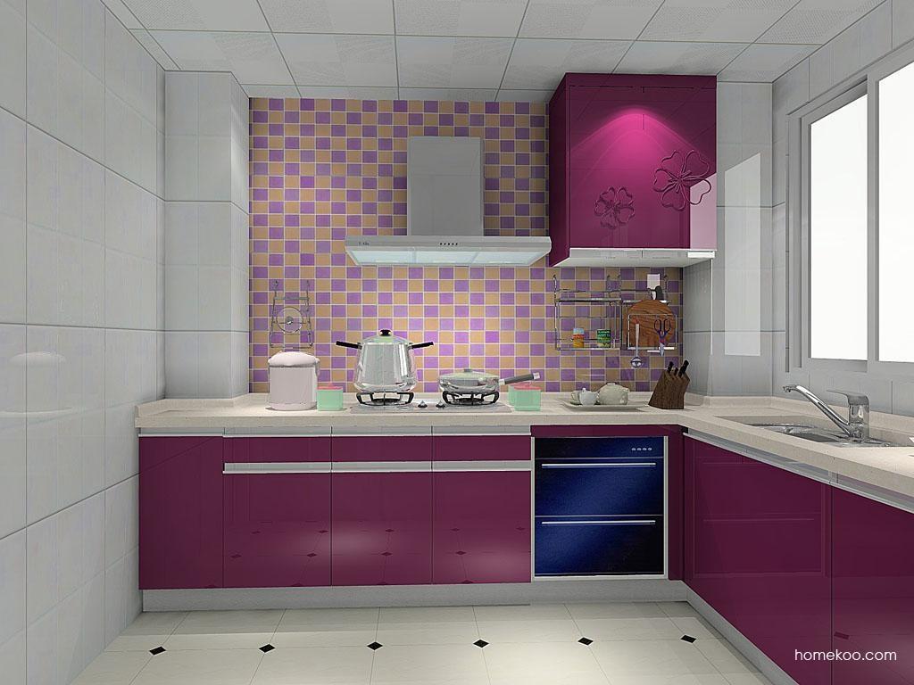 紫晶魅影橱柜F7434