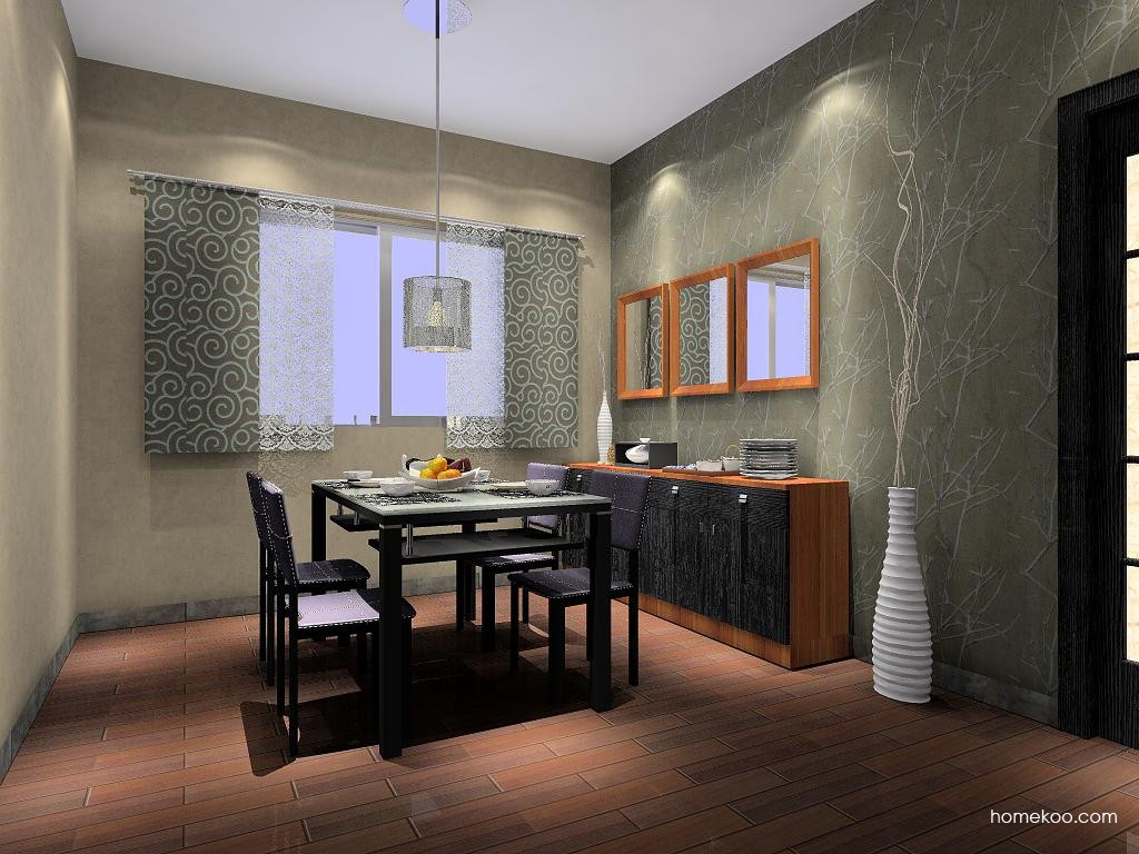 德国森林餐厅家具E1821