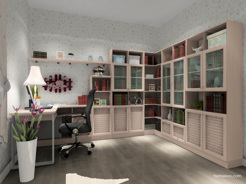 北欧阳光书房家具C4330