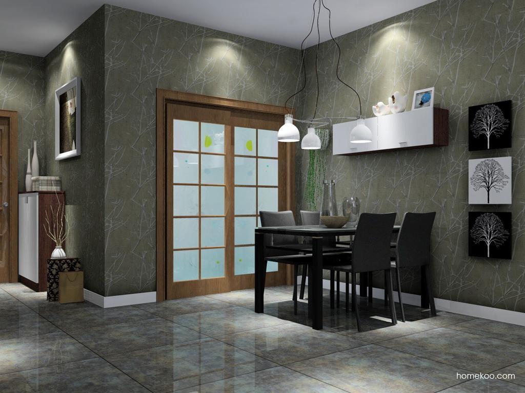 新实用主义餐厅家具E1831