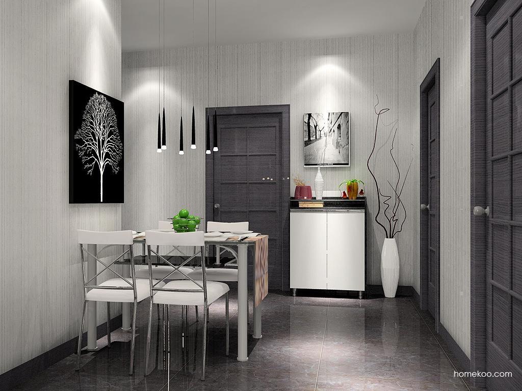简约主义餐厅家具E1839