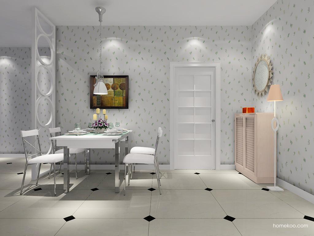 北欧阳光餐厅家具E1837