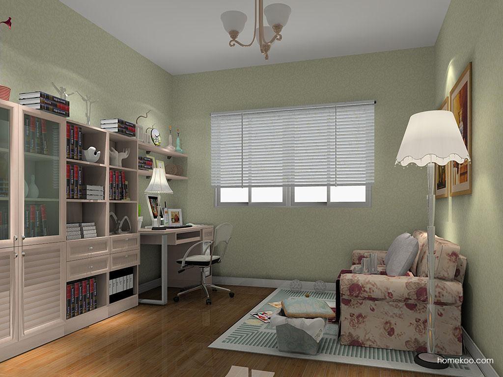 北欧阳光书房家具C4360