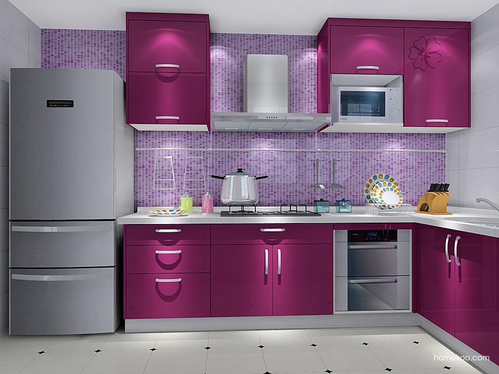 紫晶魅影橱柜F7488