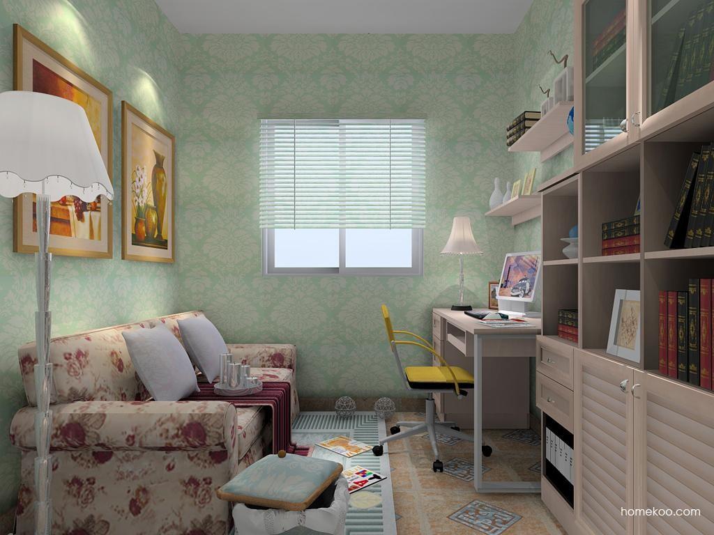 北欧阳光书房家具C4362