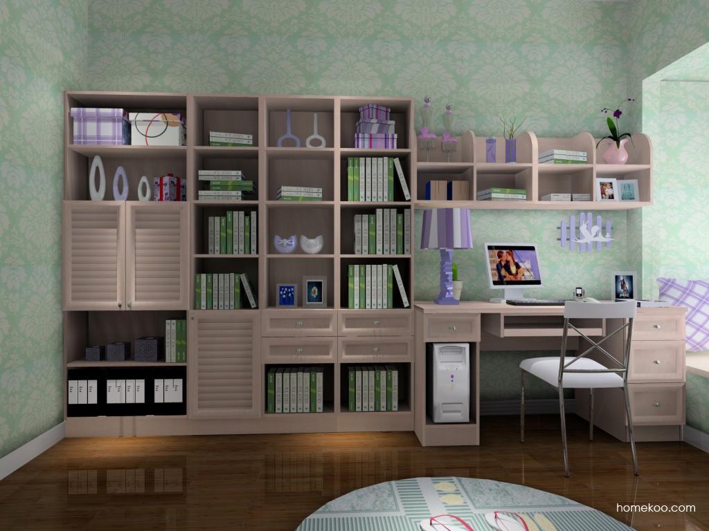 北欧阳光书房家具C4351