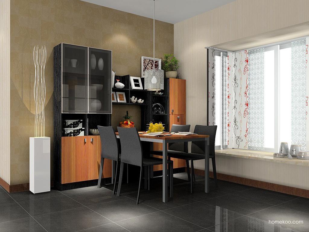 德国森林餐厅家具E1844