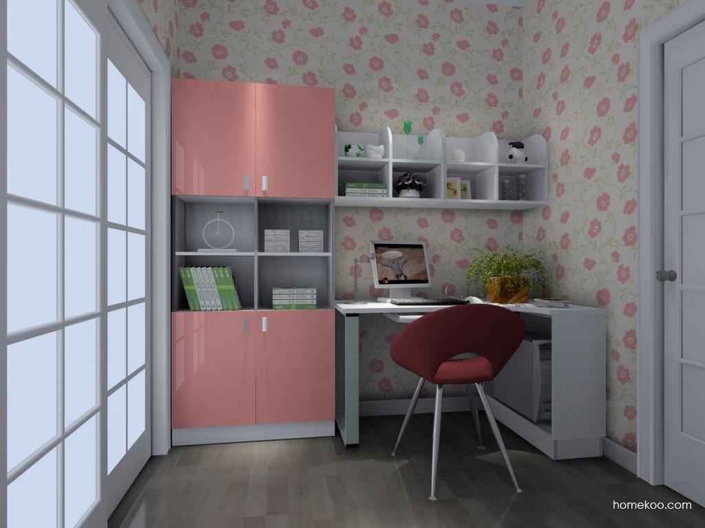 浪漫主义书房家具C4343
