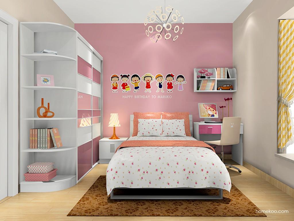 女孩的梦青少年房B7034