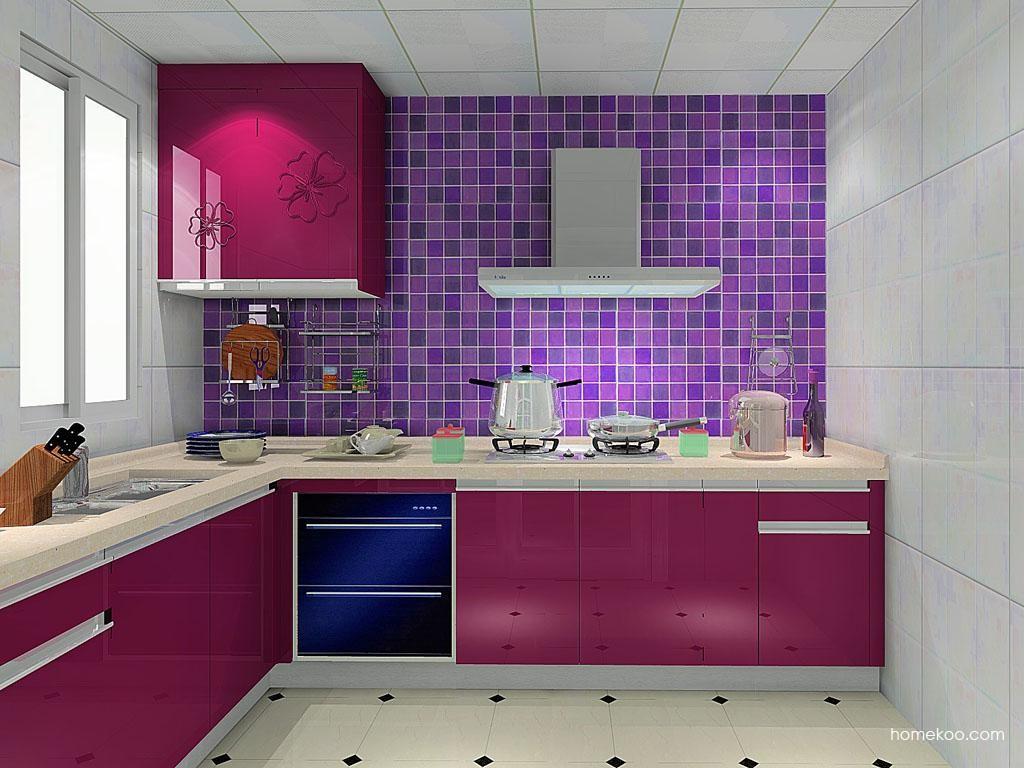 紫晶魅影橱柜F7503