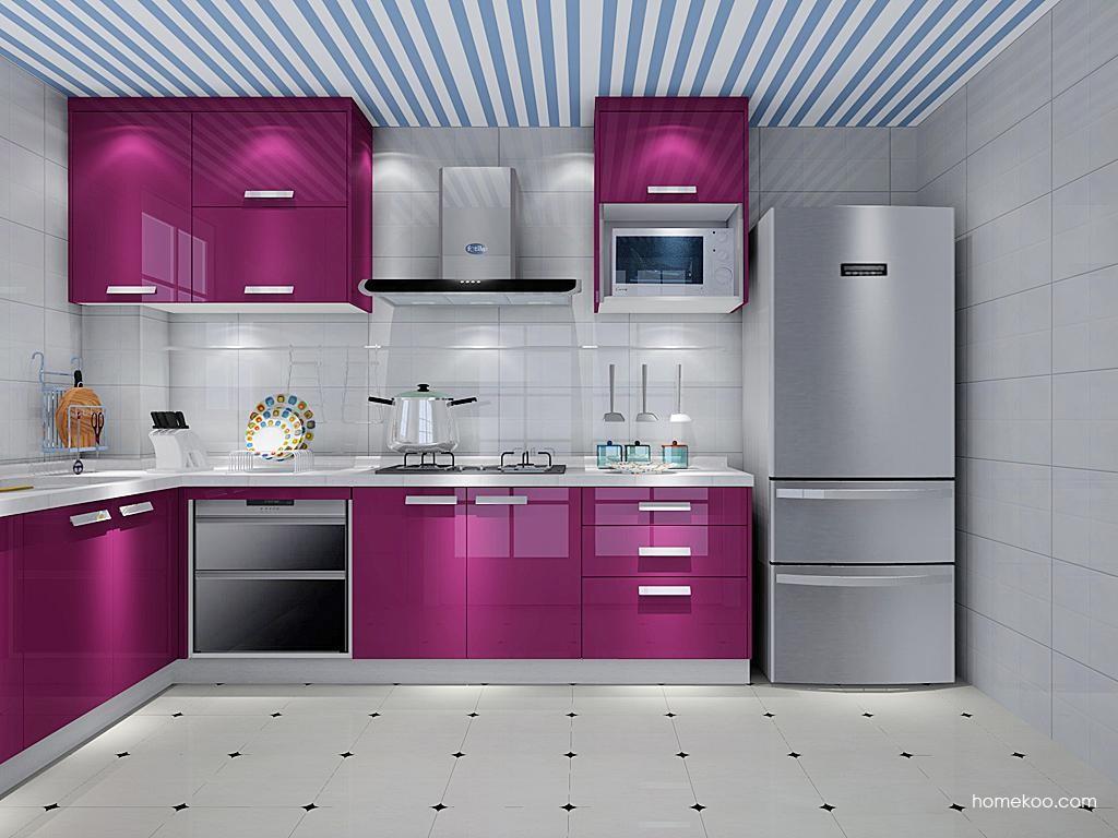 紫晶魅影橱柜F7505