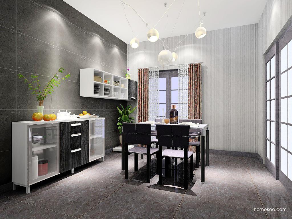 简约主义餐厅家具E1857