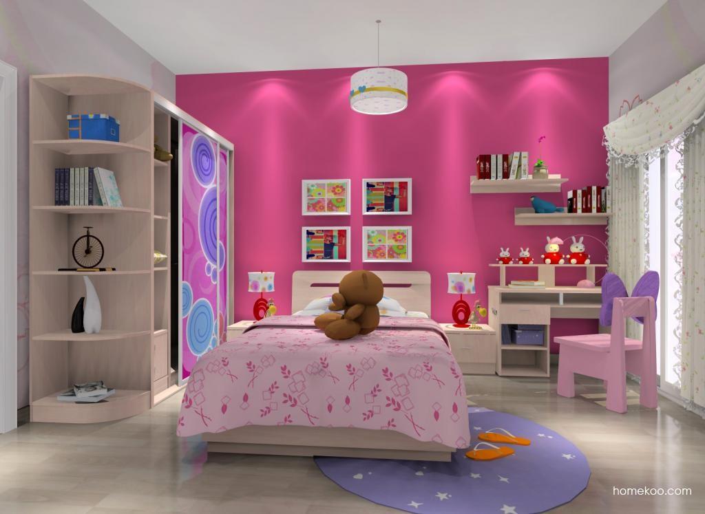 女孩的梦青少年房B7032