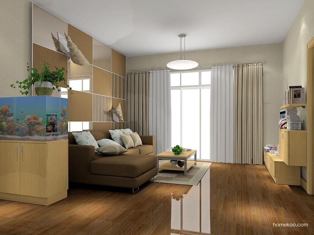 新实用主义客厅家具D7063