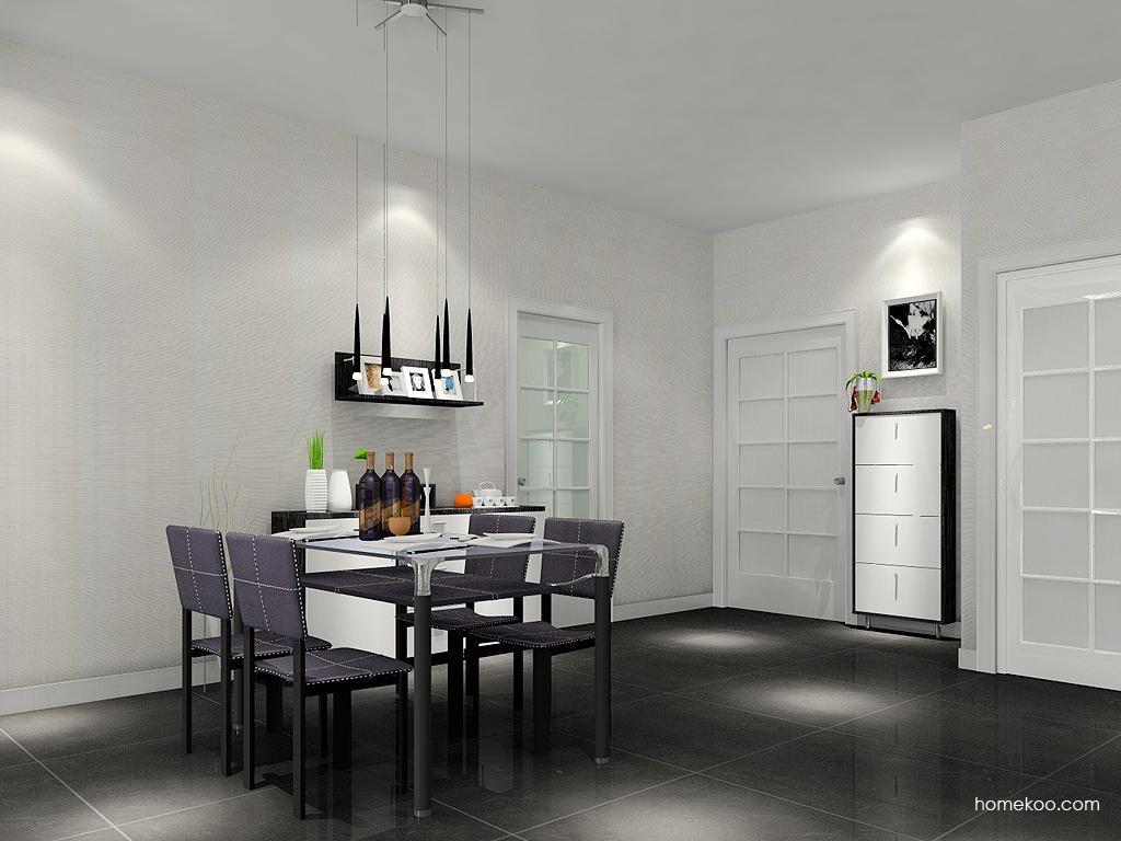简约主义餐厅家具E1864