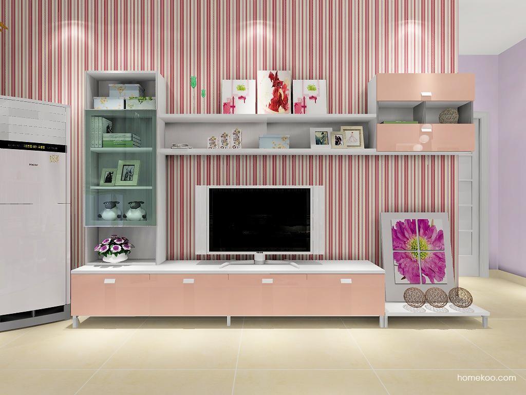 浪漫主义客厅家具D7057
