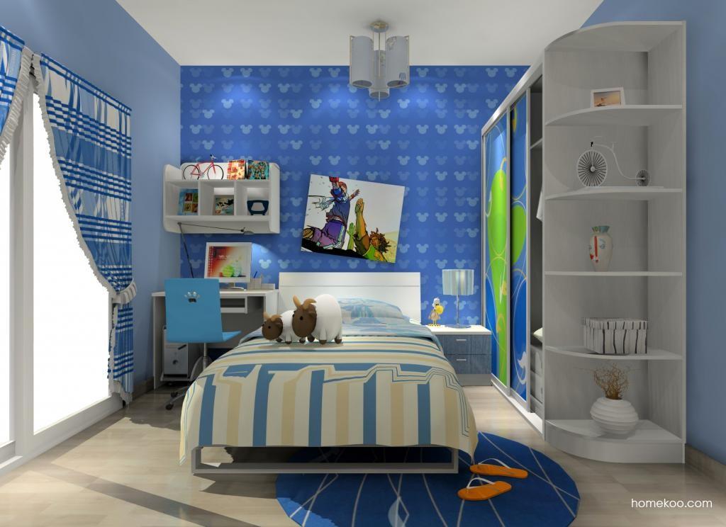 女孩的梦青少年房B7033