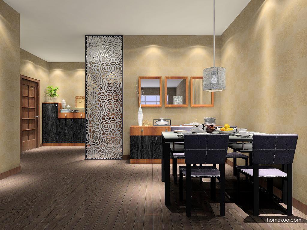 德国森林餐厅家具E1877