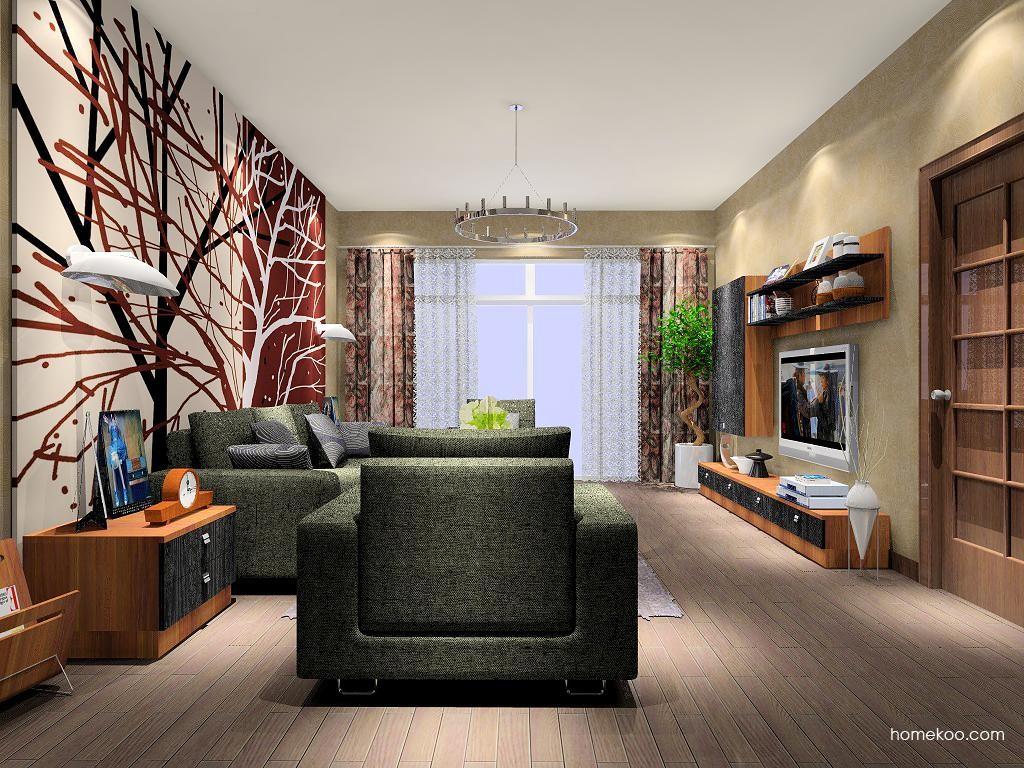 德国森林客厅家具D7075