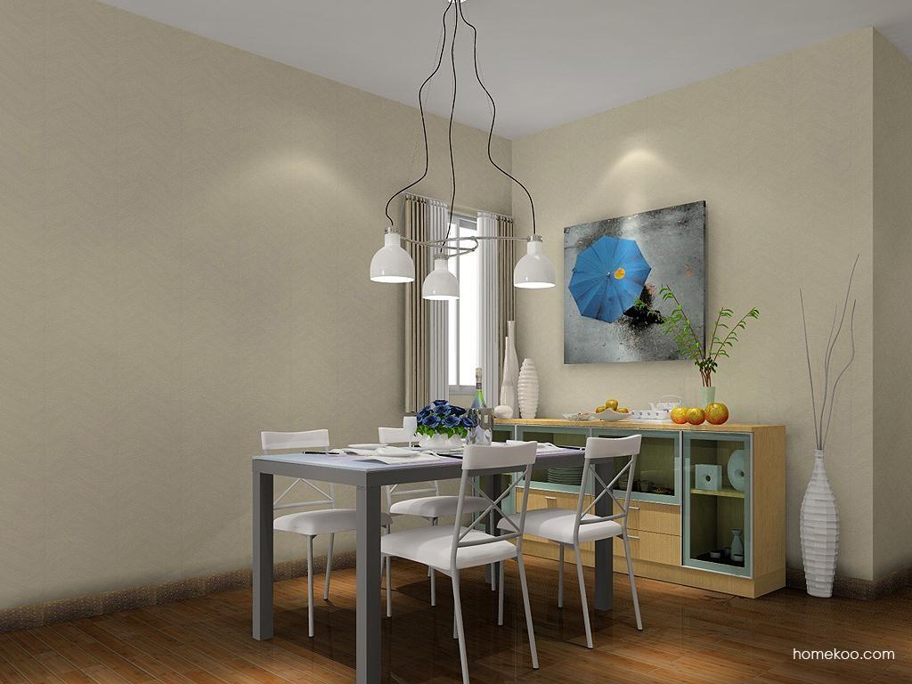新实用主义餐厅家具E1892