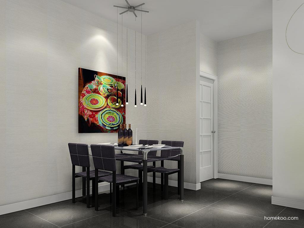 简约主义餐厅家具E1889