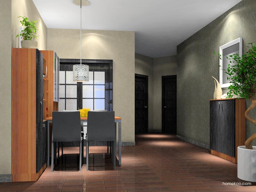 德国森林餐厅家具E1884