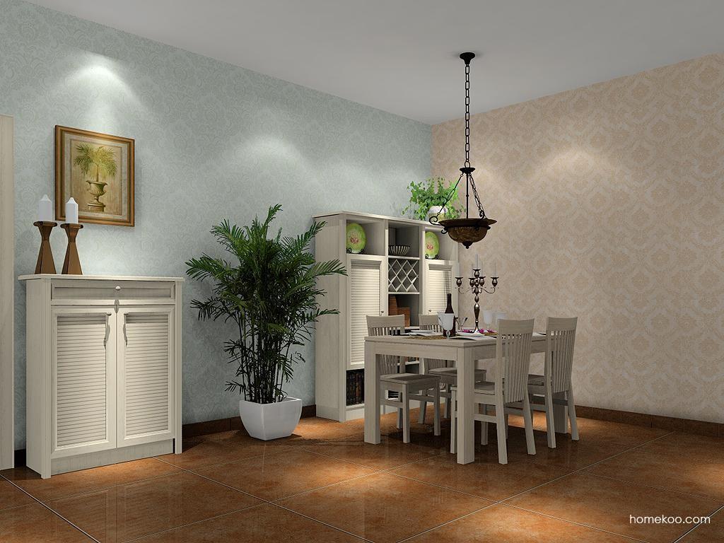 英伦印象餐厅家具E1887