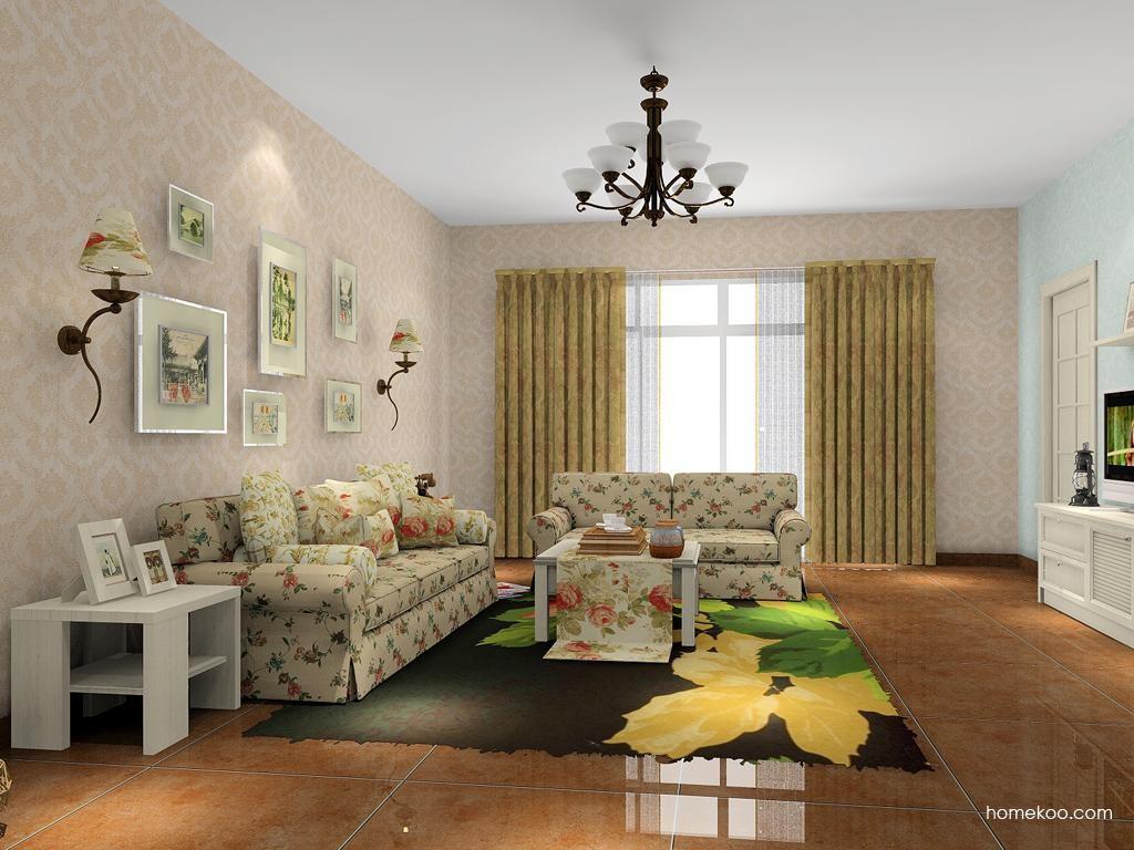 英伦印象家具D7085