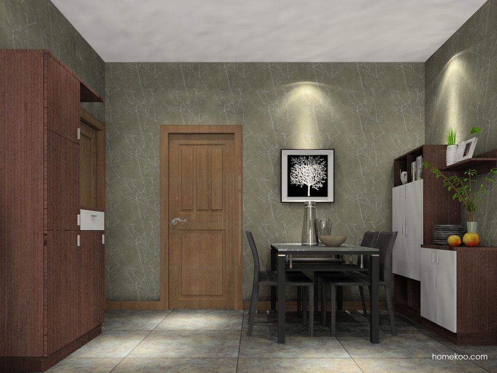 新实用主义餐厅家具E1898
