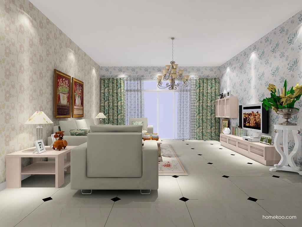 北欧阳光客厅家具D7091