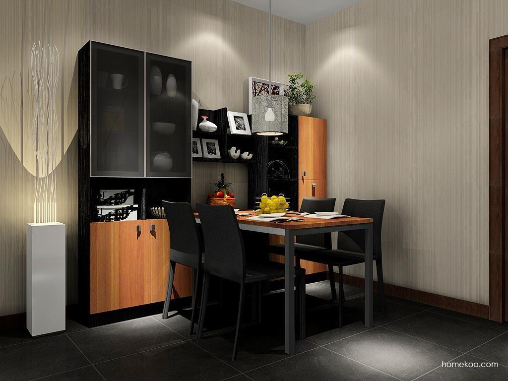 德国森林餐厅家具E1911