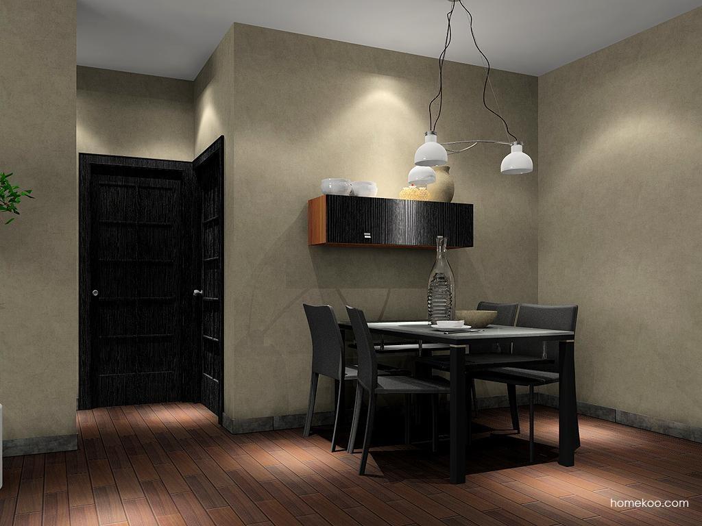 德国森林餐厅家具E1907